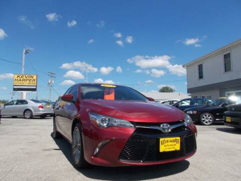 2017 Toyota Camry for sale at Kevin Harper Auto Sales in Mount Zion IL