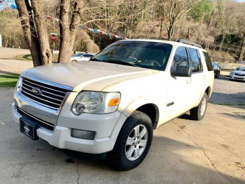 2008 Ford Explorer for sale at Day Family Auto Sales in Wooton KY