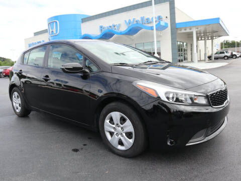 2017 Kia Forte5 for sale at RUSTY WALLACE HONDA in Knoxville TN