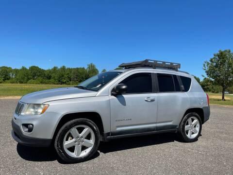 2011 Jeep Compass for sale at LAMB MOTORS INC in Hamilton AL