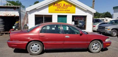 1998 Buick Park Avenue for sale at ABC AUTO CLINIC - Chubbuck in Chubbuck ID