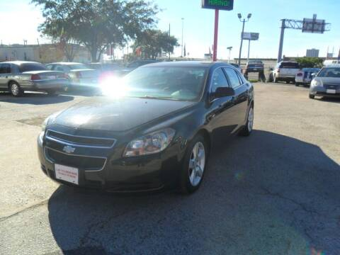 2011 Chevrolet Malibu for sale at Talisman Motor City in Houston TX