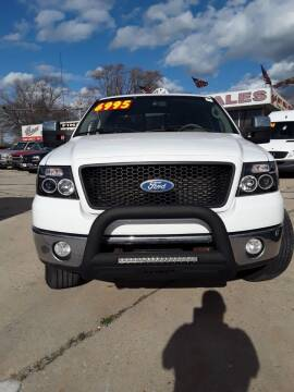 2006 Ford F-150 for sale at Best Auto & tires inc in Milwaukee WI