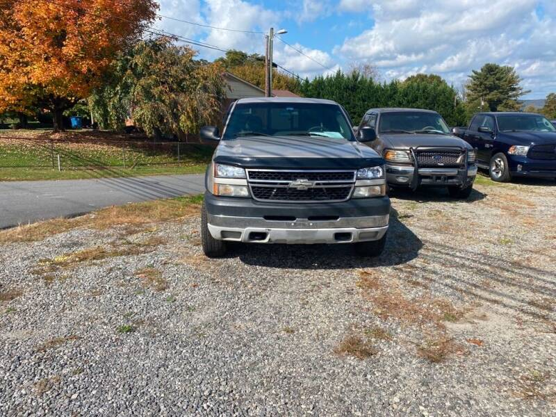 2007 Chevrolet Silverado 2500HD Classic for sale at S & H AUTO LLC in Granite Falls NC
