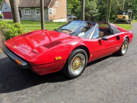 1979 Ferrari 308 GTS for sale at The Auto Brokerage Inc in Walpole MA