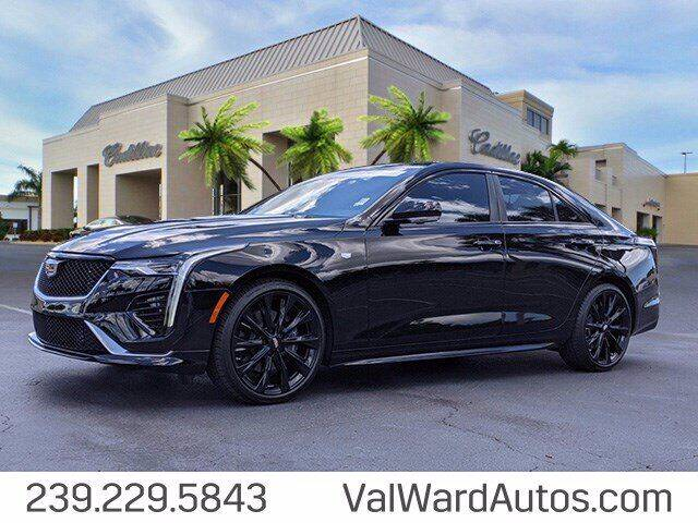 2020 Cadillac CT4 for sale in Fort Myers, FL