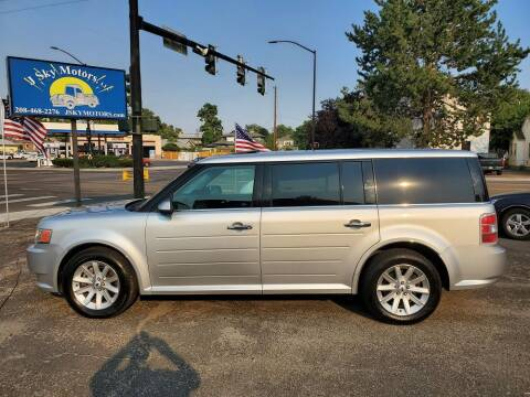 2012 Ford Flex for sale at J Sky Motors in Nampa ID