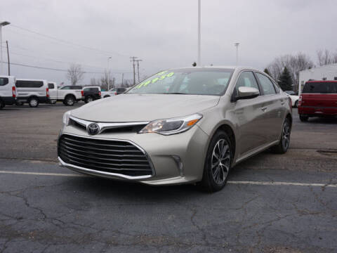 2018 Toyota Avalon for sale at FOWLERVILLE FORD in Fowlerville MI