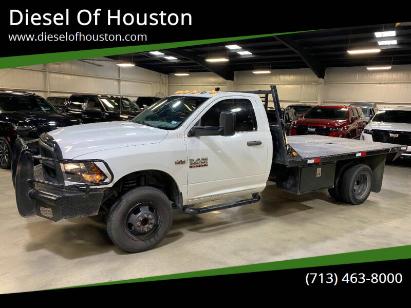 2015 RAM Ram Chassis 3500 for sale at Diesel Of Houston in Houston TX