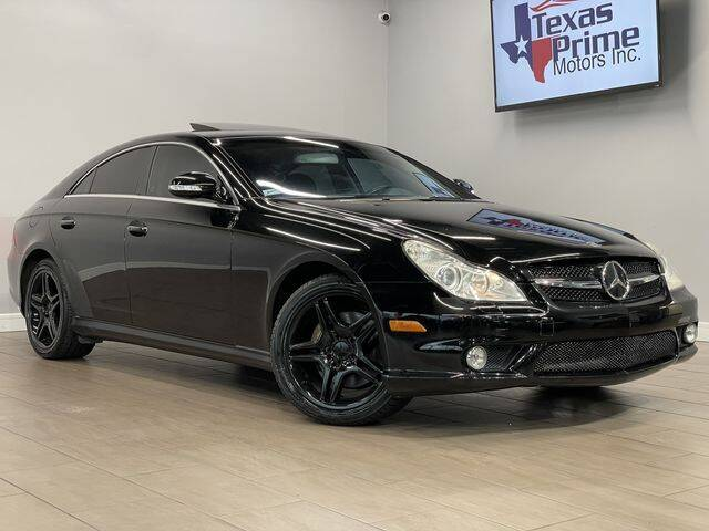 2006 Mercedes-Benz CLS for sale at Texas Prime Motors in Houston TX