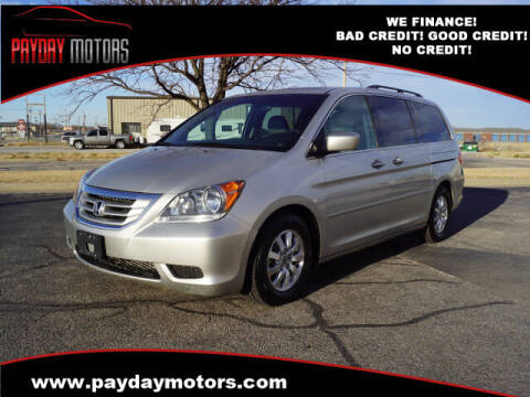 2009 Honda Odyssey for sale at Payday Motors in Wichita And Topeka KS