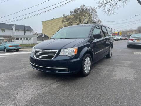 2013 Chrysler Town and Country for sale at Kapos Auto, Inc. in Ridgewood, Queens NY