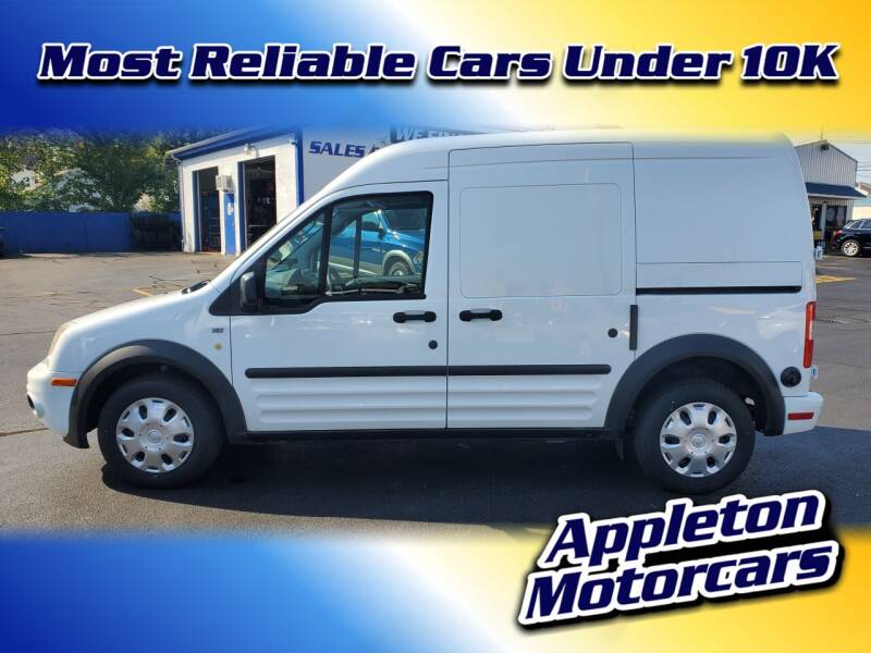 2012 Ford Transit Connect for sale at Appleton Motorcars Sales & Service in Appleton WI