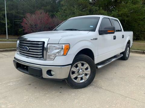 2011 Ford F-150 for sale at Global Imports Auto Sales in Buford GA