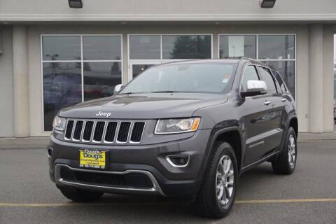 2016 Jeep Grand Cherokee for sale at Jeremy Sells Hyundai in Edmunds WA
