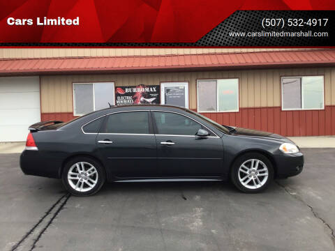2013 Chevrolet Impala for sale at Cars Unlimited in Marshall MN