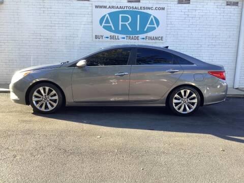 2012 Hyundai Sonata for sale at ARIA AUTO SALES INC.COM in Raleigh NC