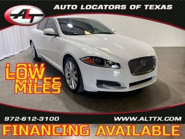 2014 Jaguar XF for sale at AUTO LOCATORS OF TEXAS in Plano TX