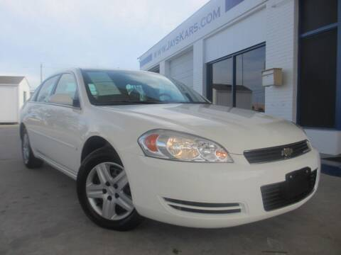 2008 Chevrolet Impala for sale at Jays Kars in Bryan TX