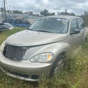 2006 Chrysler PT Cruiser for sale at my USA motors - (Bad Credit? MYBUYHEREPAYHERE.com) in Brooksville FL