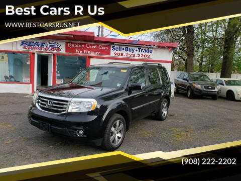 2014 Honda Pilot for sale at Best Cars R Us in Plainfield NJ