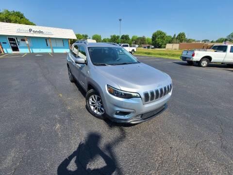 2019 Jeep Cherokee for sale at DrivePanda.com in Dekalb IL