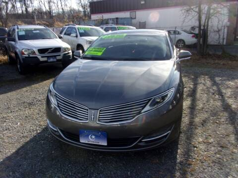 2014 Lincoln MKZ for sale at Balic Autos Inc in Lanham MD
