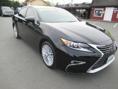 2016 Lexus ES 350 for sale at Tonys Toys and Trucks in Santa Rosa CA