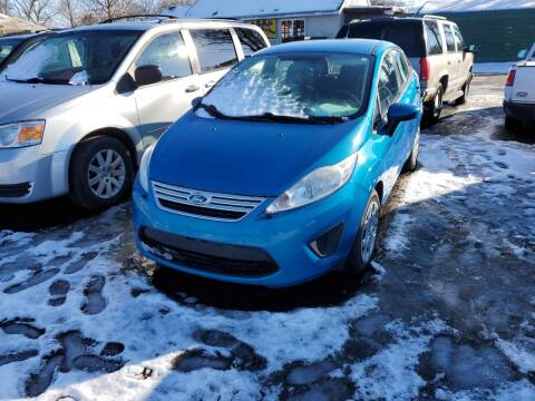2013 Ford Fiesta for sale at ASAP AUTO SALES in Muskegon MI