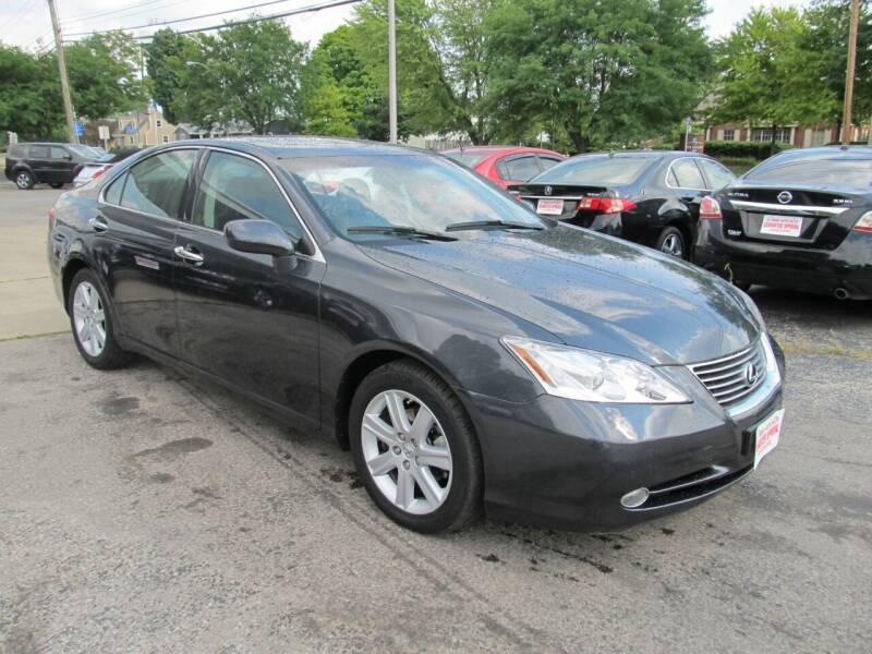 2008 Lexus ES 350 for sale at St. Mary Auto Sales in Hilliard OH