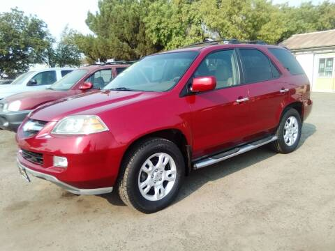 2005 Acura MDX for sale at Larry's Auto Sales Inc. in Fresno CA