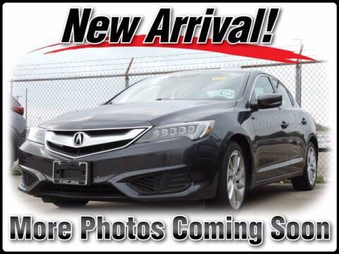 2016 Acura ILX for sale at DAVID McDAVID HONDA OF IRVING in Irving TX