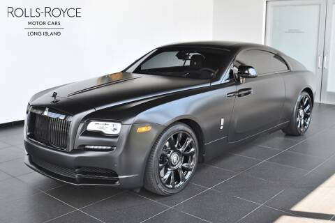 2020 Rolls-Royce Wraith for sale at Bespoke Motor Group in Jericho NY