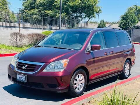 2010 Honda Odyssey for sale at United Star Motors in Sacramento CA