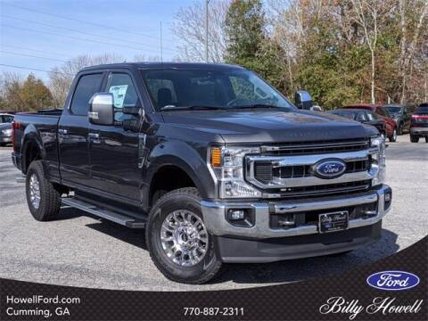 2020 Ford F-250 Super Duty for sale at BILLY HOWELL FORD LINCOLN in Cumming GA