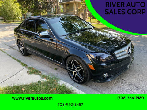 2008 Mercedes-Benz C-Class for sale at RIVER AUTO SALES CORP in Maywood IL