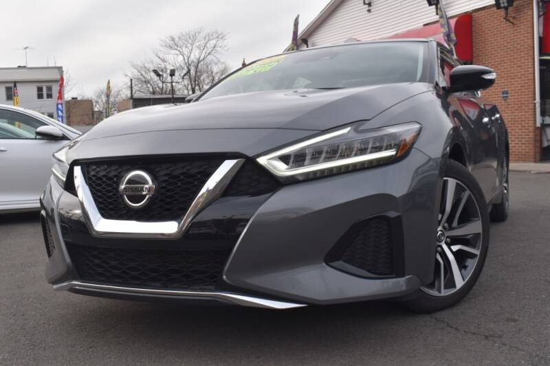 2020 Nissan Maxima for sale at Foreign Auto Imports in Irvington NJ