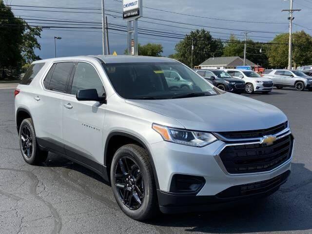 2020 Chevrolet Traverse for sale in Ithaca, MI