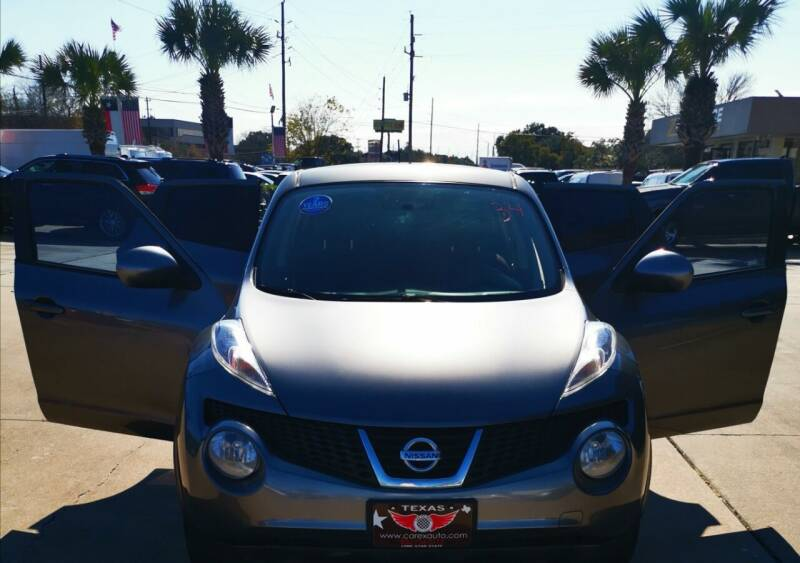 2013 Nissan JUKE for sale at Car Ex Auto Sales in Houston TX