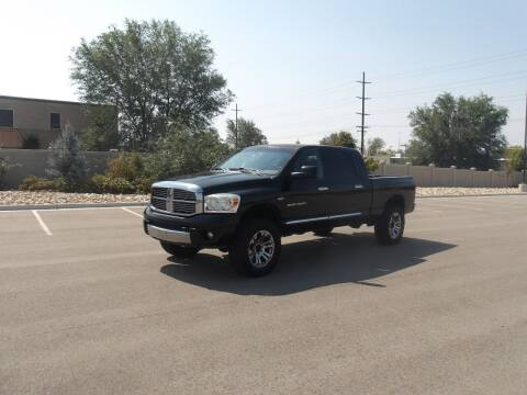 2007 Dodge Ram Pickup 1500 for sale at ALL ACCESS AUTO in Murray UT