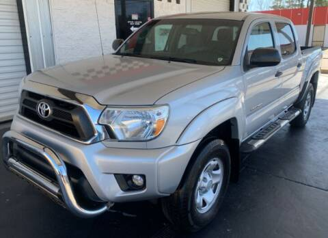 2012 Toyota Tacoma for sale at Tiny Mite Auto Sales in Ocean Springs MS