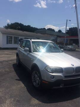 2007 BMW X3 for sale at Mike Hunter Auto Sales in Terre Haute IN