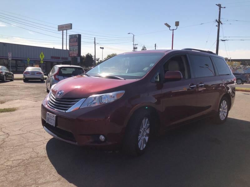 2018 Kia Sedona for sale at City Motors in Hayward CA