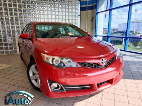 2012 Toyota Camry for sale at iAuto in Cincinnati OH