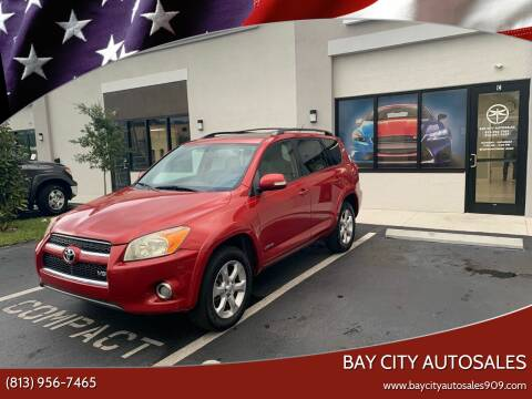 2010 Toyota RAV4 for sale at Bay City Autosales in Tampa FL