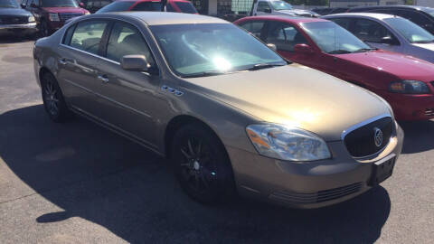 2006 Buick Lucerne for sale at A & G Auto Sales in Lawton OK