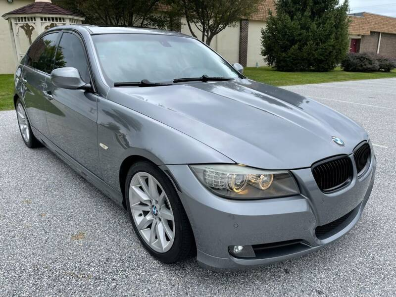 2009 BMW 3 Series for sale at CROSSROADS AUTO SALES in West Chester PA