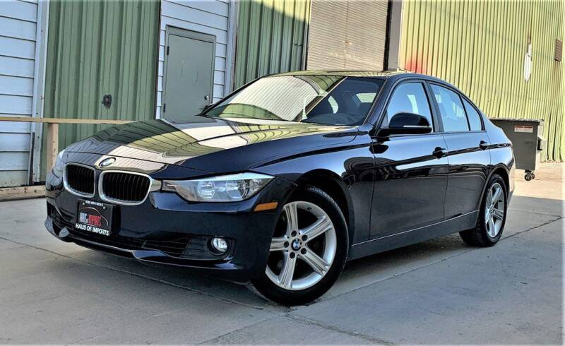 2013 BMW 3 Series for sale at Haus of Imports in Lemont IL
