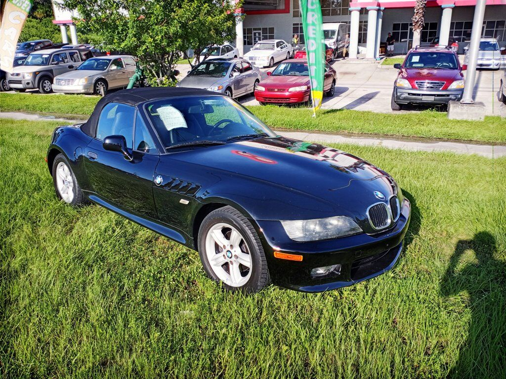 Used Bmw Z3 For Sale In Florida Carsforsale Com