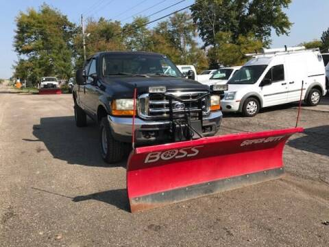 1999 Ford F-350 Super Duty for sale at ROCK MOTORCARS LLC in Boston Heights OH